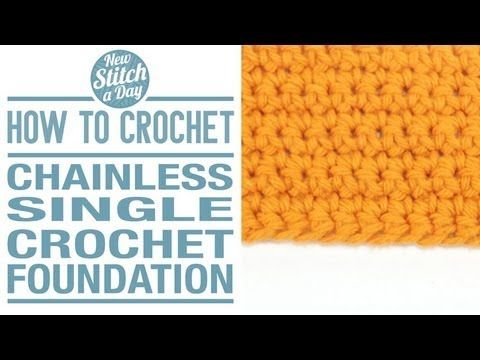 ... by Karla Everett on Crochet : Stitch of the day Videos Pintere