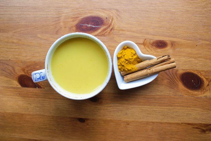 Il Golden Milk bevanda miracolosa