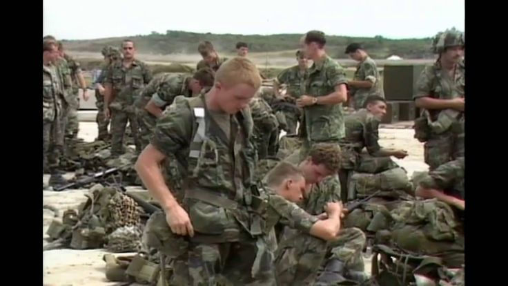 Invasion Of Grenada Operation Urgent Fury 1983