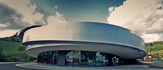 Kulturno središče evropskih vesoljskih tehnologij BEVK+PEROVIĆ, DEKLEVA, OFIS, SADAR+VUGA