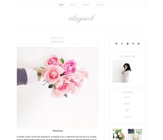 161 best WordPress Designs images on Pinterest | Design websites ...
