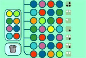 CodeBreaker - EChalk http://www.mathszone.co.uk/images/thumbimg-104t.jpg Like the Mastermind board game. For yr6