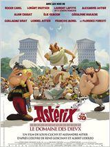 """Film """"Astérix - Le Domaine des Dieux"""" de Louis Clichy adapté de la bande dessinée de Goscinny et Uderzo."""