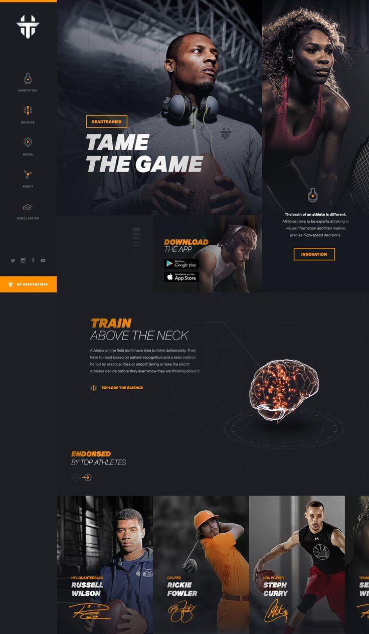 Tame The Game By Matt Web Design Pinterest Inspiration