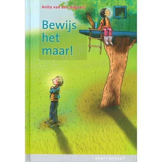 Bewijs het maar! - Dit spannende en goed opgebouwde verhaal sluit aan bij de belevingswereld van kinderen in groep 5. Met duidelijke illustraties en een goed leesbaar lettertype.