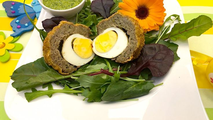 🐣Best and easiest scotch eggs recipe great for 🐣Easter