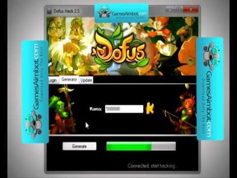 [Télécharger]Dofus Kamas Hack Générateur Juillet 2013