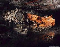 Image result for underground coal mining equipment
