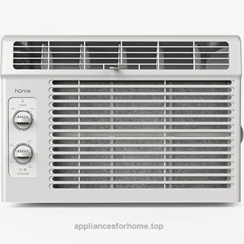hOme 5000 BTU Window Mounted Air Conditioner – Compact 7-speed Window AC Unit Small Quiet Mechanical Controls 2 Cool and Fan Settings with Installation Kit Leaf Guards Washable Filter – Indoor Room AC  Check It Out Now     $159.99     hOme Window AC Unit Specs :    Power: 5000 BTU, 115V, 60Hz, 4.0 amps  Unit dimensions: 16″L x 15.4″D x 12″H  Fits windows between 23″ and 36″ wide with ..  http://www.appliancesforhome.top/2017/03/14/home-5000-btu-window-mounted-air-conditioner..