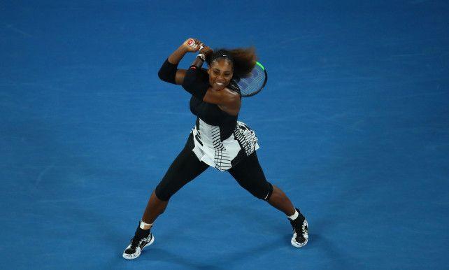Serena Williams wint Australian Open en pakt 23ste grandslamtitel   Tennis   De Morgen