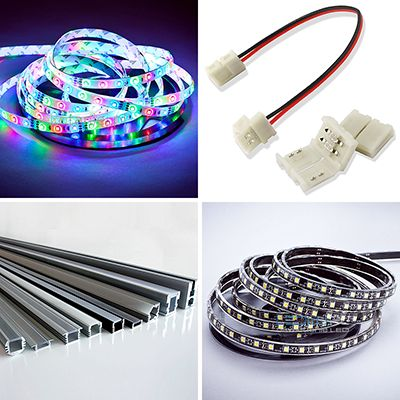 Taśmy LED / Profile LED - sklep internetowy Kwazar-Lampy.pl