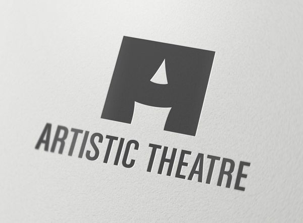 Best Negative Space Images On Pinterest Logo Branding Brand - 40 genius creative logo designs