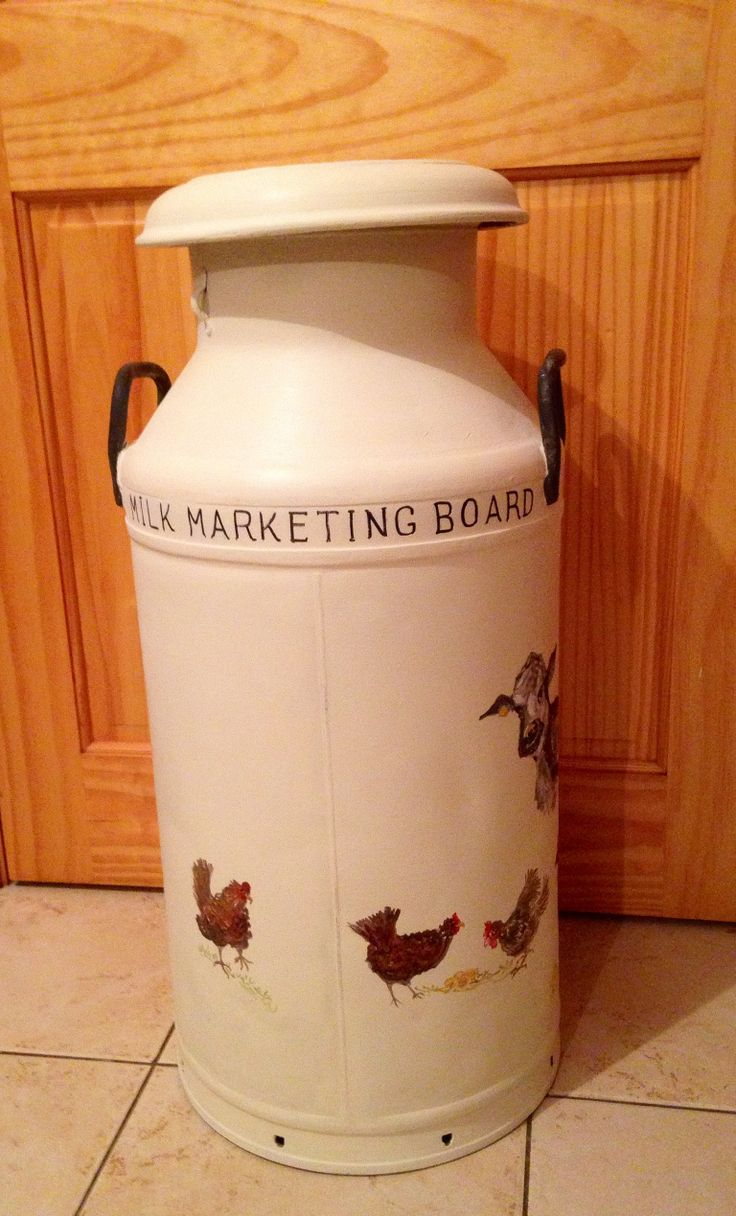 1000 Images About Things To Do With A Milk Churn On
