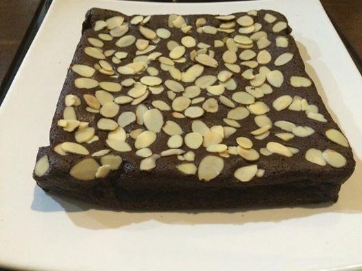Resep Brownies Panggang Coklat Keto