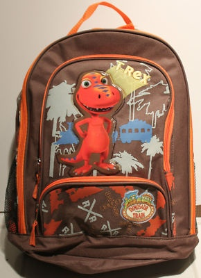 Dinosaur train, Book bags and Dinosaurs on Pinterest