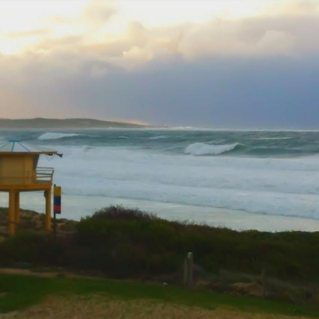The Angry Sea, Cronulla