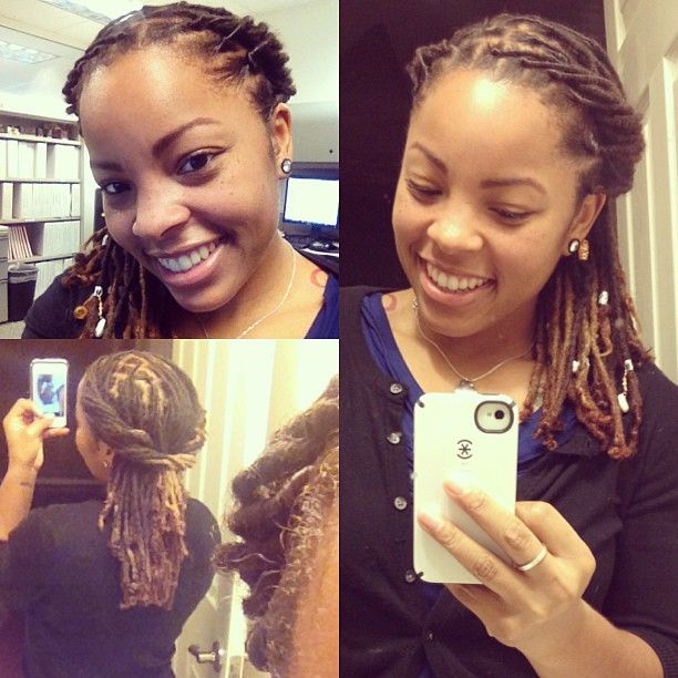 6 months hair styles yes i styled my locs yesterday so besides every 5 6 5757