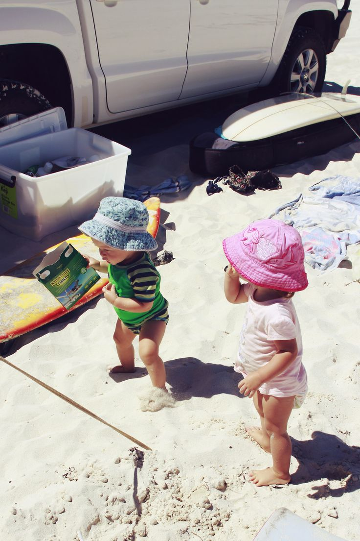 This Sea Fever. Beach Babies
