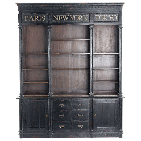 Bookcase - Haussmann - Haussmann