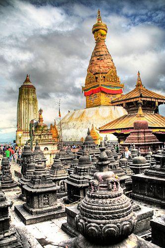 Swayambhunath , Nepal