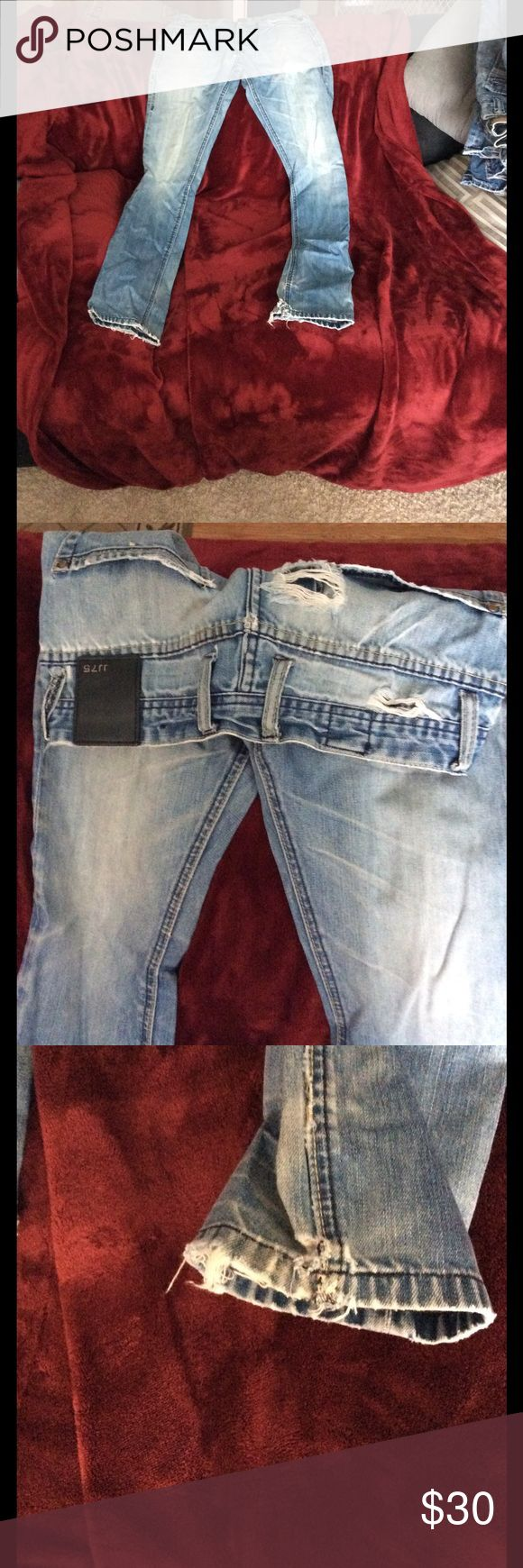 Jack and jones 29 x 32 Wear as shown, great jeans Jack and Jones Jeans Straight