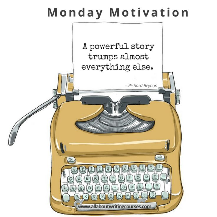 Monday Motivation: Nobody knows anything – All About Writing Courses