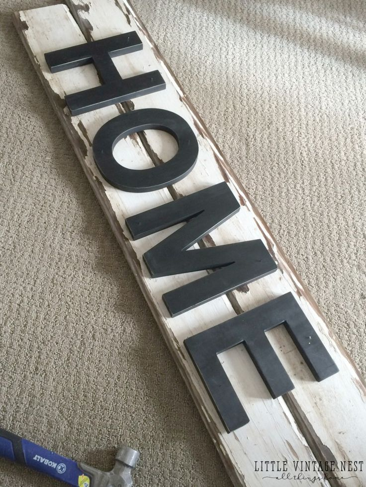 5 Easy and Cheap Farmhouse Style DIY Projects. Easy projects to add farmhouse charm to your home!