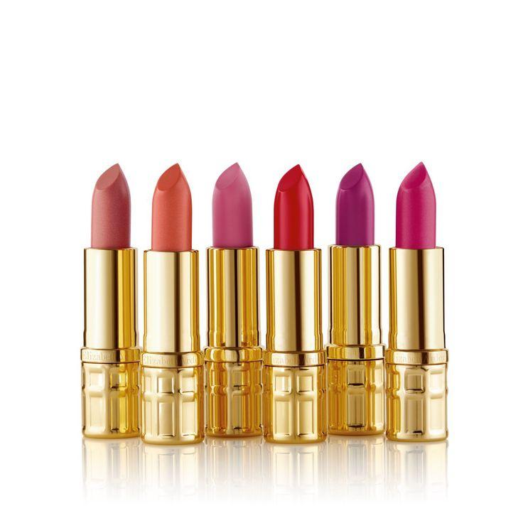 Elizabeth Arden представляет новые оттенки помады Ceramide Ultra Lipstick