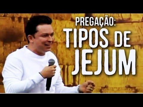 Pr. Lucinho Barreto - Pregação: Tipos de Jejum / A importância do Jejum ...