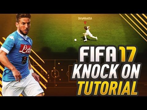 http://www.fifa-planet.com/fifa-17-tips-and-tricks/fifa-17-dribbling-tutorial-how-when-to-perform-the-knock-on-in-ultimate-team-the-fut-guide/ - FIFA 17 DRIBBLING TUTORIAL! HOW & WHEN TO PERFORM THE KNOCK ON IN ULTIMATE TEAM! (THE FUT GUIDE)  FIFA 17 Dribbling Tutorial – How to & When to Perform the Knock on in Ultimate Team — Can we get 1000 Likes? ►Customize snapbacks at https://capbeast.com Use DIRTYMIKE10 and get 10% off on orders ► For Cheap MSP/PSN
