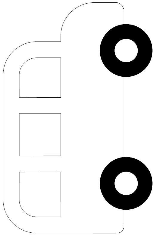 25 best ideas about School bus driver – Bus Pass Template