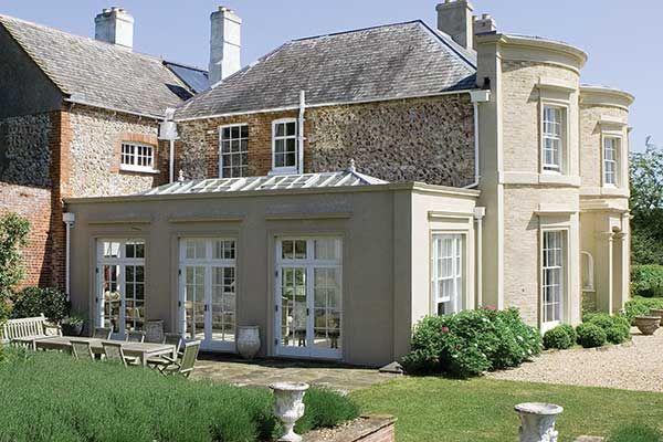 Stone Garden Room Orangery Extensions