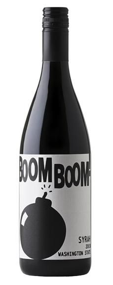 Boom boom! This was our last wine we tasted in the series