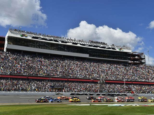 2016 NASCAR Sprint Cup schedule released; no new venues until at least 2021