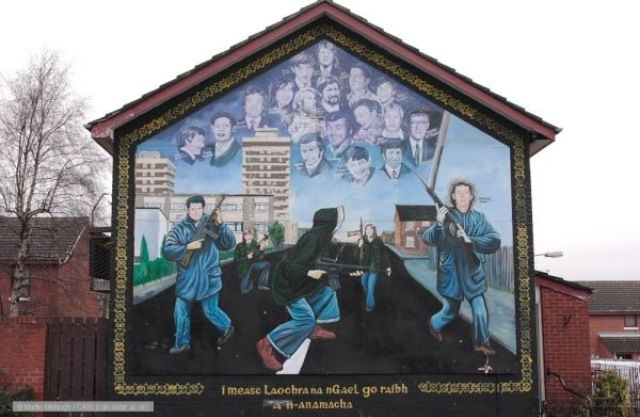 16 best loyalist images on pinterest northern ireland for Mural northern ireland