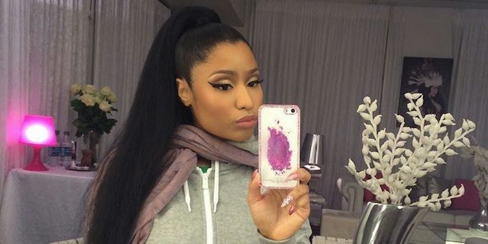 Photos of Nicki Minaj everyone have been dying to see – See how she displayed her stuffs live on stage!