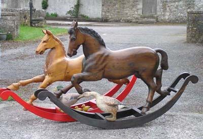 New arrivals - Wiffen horses