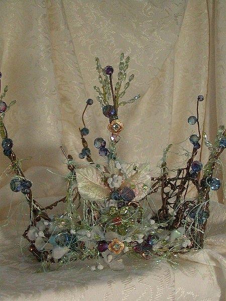 faerie tale crown...