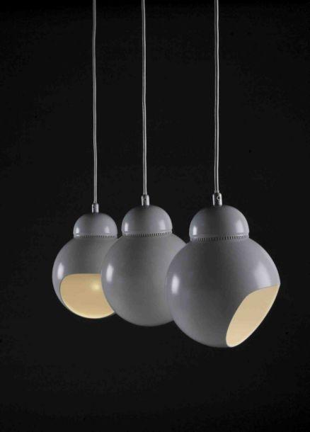 Alvar Aalto - Bilberry lamp