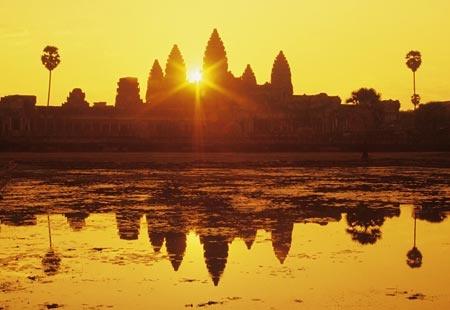 Angkor WatAngkor Orchids, Visit Angkor, Angorwat Cambodia, Angor Wat, Art, Sunrises Angorwat, Angkor Wat Cambodia, Sunris Angorwat, 1 Year