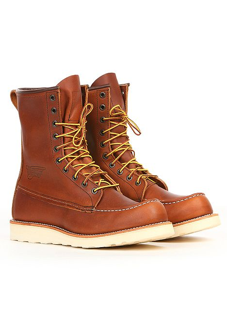 $254.99 redwing-boots-877 i want put red laces on them & wear w/ a vintage flannel shirt MADE IN THE USA
