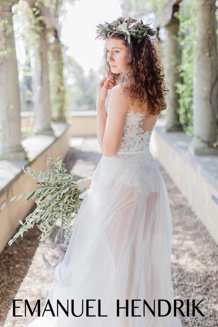 EMANUEL HENDRIK  Body Hotness  Hochzeitskleid  Wedding