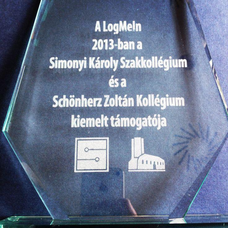 Award #Cubby #Schonherz #Simonyi #LogMeIn