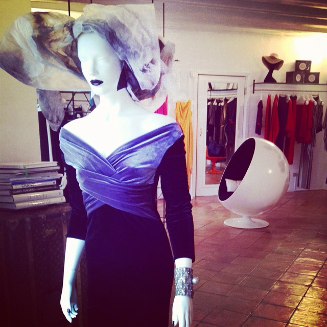 Paolo Isoni winter collection 2012/13