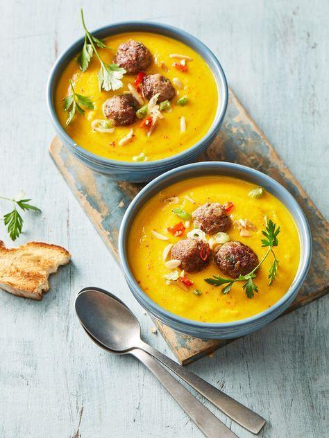 Více než 25 nejlepších nápadů na téma Chefkoch kürbissuppe jen na - kürbissuppe rezept chefkoch