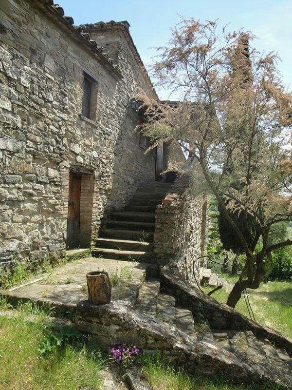 Oltre 1000 immagini su Case di campagna su Pinterest  Cottage, Stufa ...