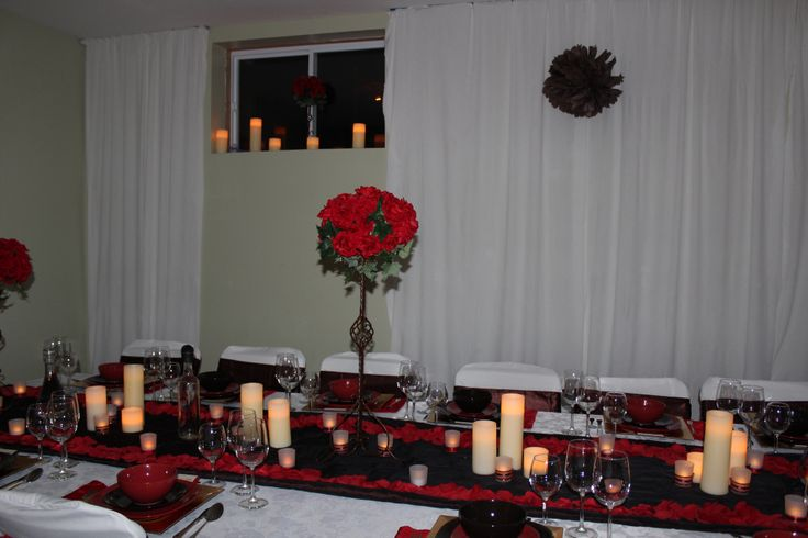 valentine's day dinner themes