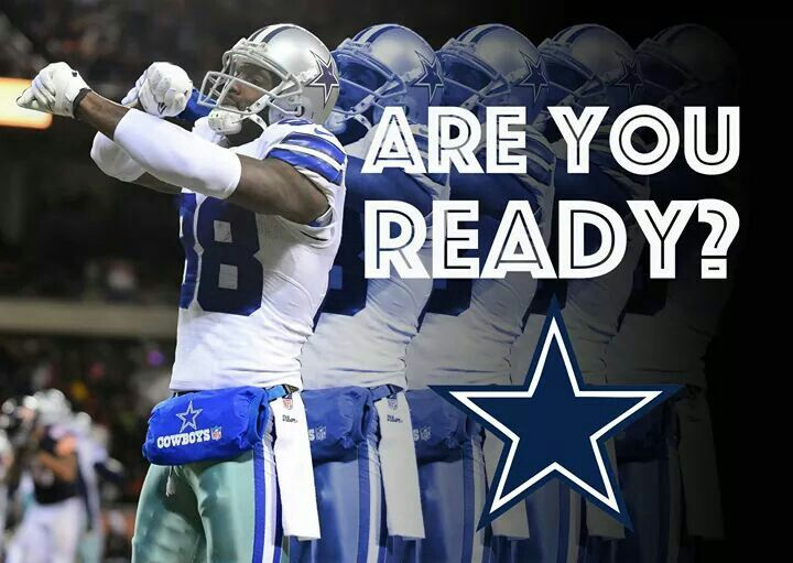 It's almost time!!  Cowboy nation!!! #dallascowboys #playoffs #gametime