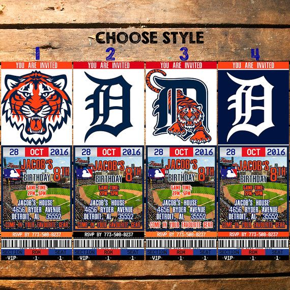 Best 25+ Tigers Tickets Ideas On Pinterest