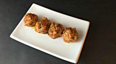 Autoimmune Paleo Orange Teriyaki Meatballs